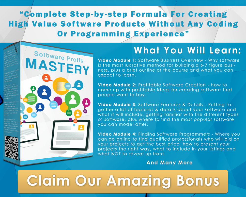 Software+Profit+Mastery+Infographic